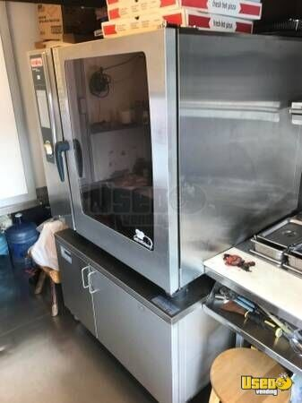 2012 Food Concession Trailer Kitchen Food Trailer Propane Tank Pennsylvania for Sale - 8