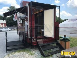 2012 Food Concession Trailer Kitchen Food Trailer Removable Trailer Hitch Pennsylvania for Sale