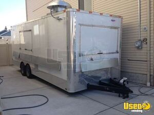 "2012 - 20' x 8'6"" Freedom Mobile Kitchen Concession Trailer - NEW!!!"