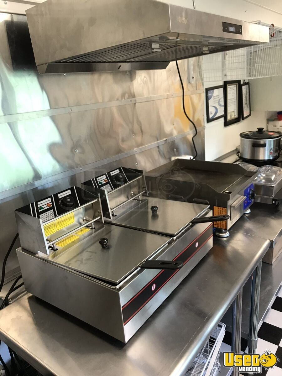 2012 Haulmark All-purpose Food Trailer Cabinets Mississippi for Sale - 5