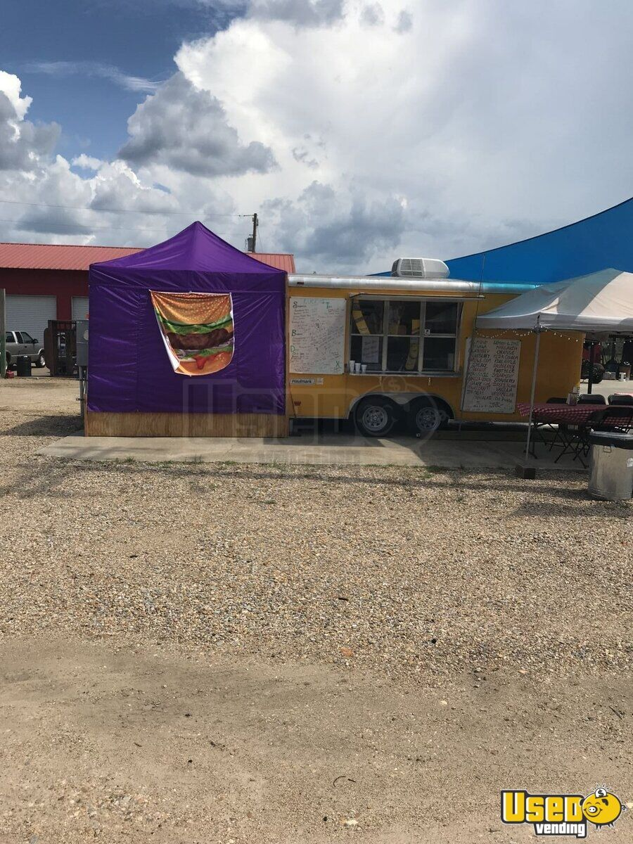 2012 Haulmark All-purpose Food Trailer Mississippi for Sale - 1