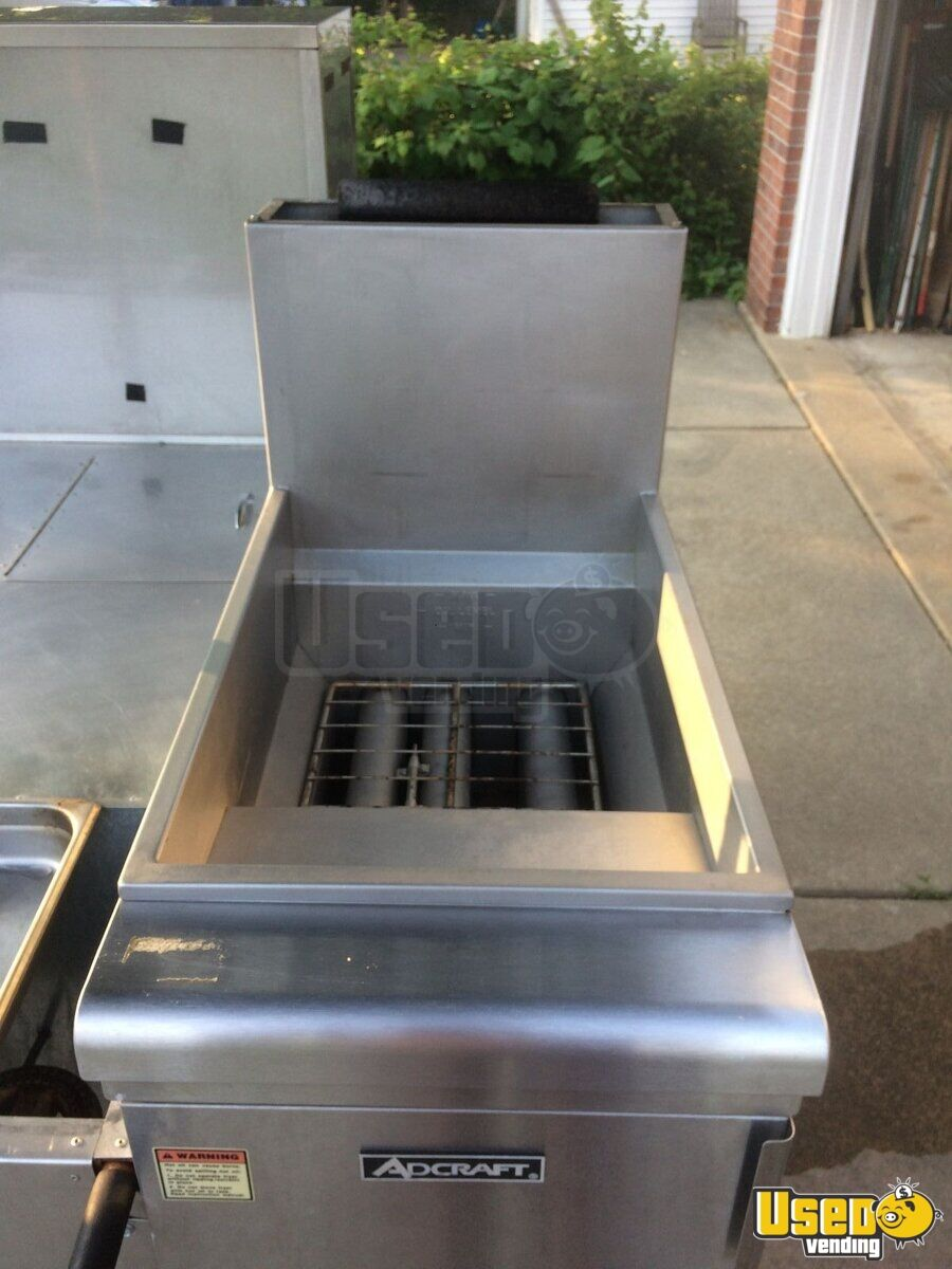 2012 Hot Dog Cart Company Food Cart 5 Michigan for Sale - 5