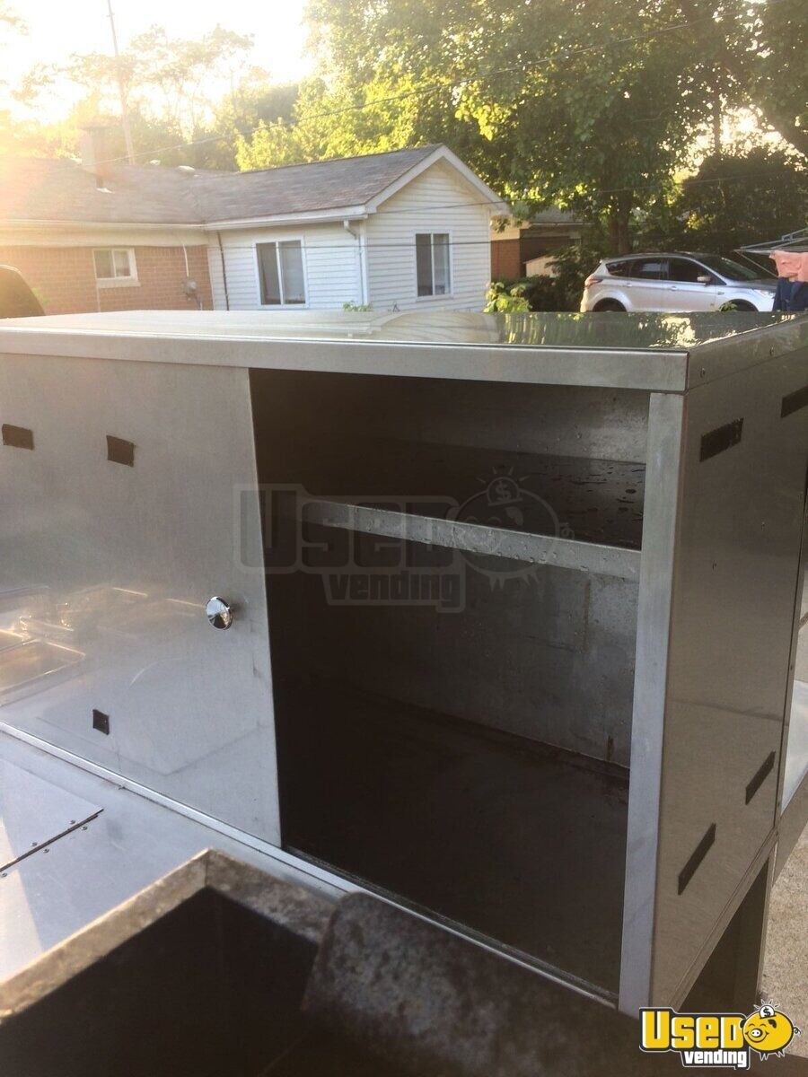 2012 Hot Dog Cart Company Food Cart 9 Michigan for Sale - 9