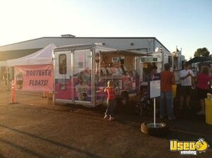 2012 Ice Cream Concession Trailer Ice Cream Trailer Awning Montana for Sale