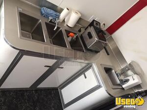 2012 Kitchen Food Trailer Chargrill Iowa Diesel Engine for Sale
