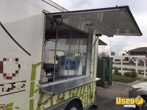 2012 Kitchen Food Trailer Exterior Customer Counter Iowa Diesel Engine for Sale - 8