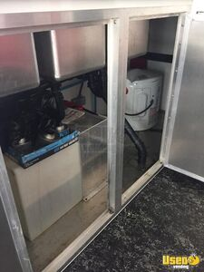 2012 Kitchen Food Trailer Flatgrill Iowa Diesel Engine for Sale