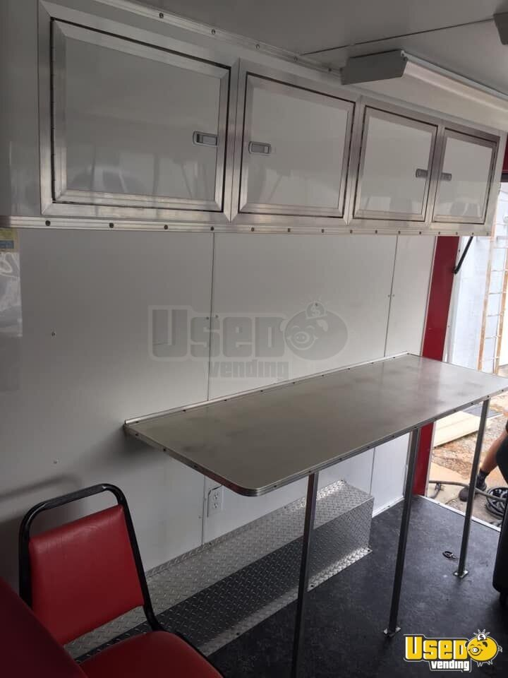 2012 Kitchen Food Trailer Food Warmer Iowa Diesel Engine for Sale - 16