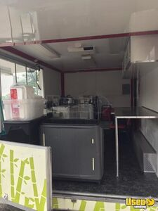 2012 Kitchen Food Trailer Refrigerator Iowa Diesel Engine for Sale
