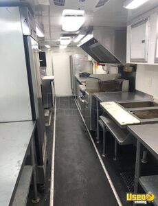 2012 Kitchen Food Truck All-purpose Food Truck Awning Oklahoma Diesel Engine for Sale