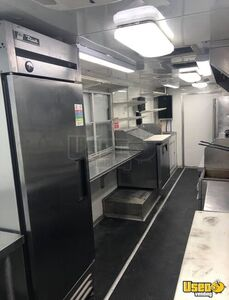 2012 Kitchen Food Truck All-purpose Food Truck Propane Tank Oklahoma Diesel Engine for Sale