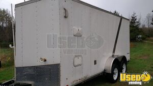2012 Lgs Industries Concession Trailer Concession Window Michigan for Sale