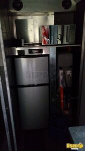 2012 Lgs Industries Concession Trailer Refrigerator Michigan for Sale