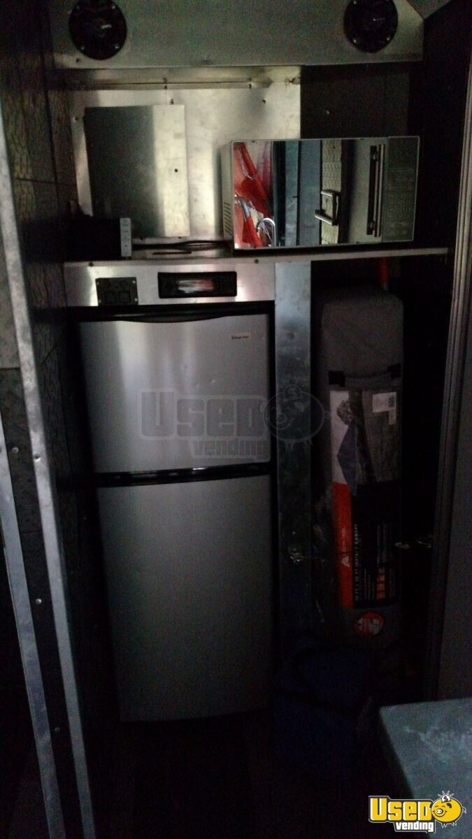 2012 Lgs Industries Concession Trailer Refrigerator Michigan for Sale - 6