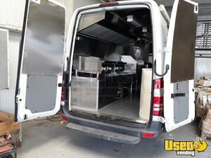 2012 Mercedes-benz Sprinter All-purpose Food Truck Air Conditioning Texas Diesel Engine for Sale