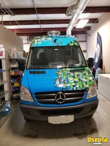 2012 Mercedes Sprinter 3500 All-purpose Food Truck Backup Camera Georgia Diesel Engine for Sale