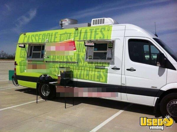 Dodge Sprinter Food Truck For Sale