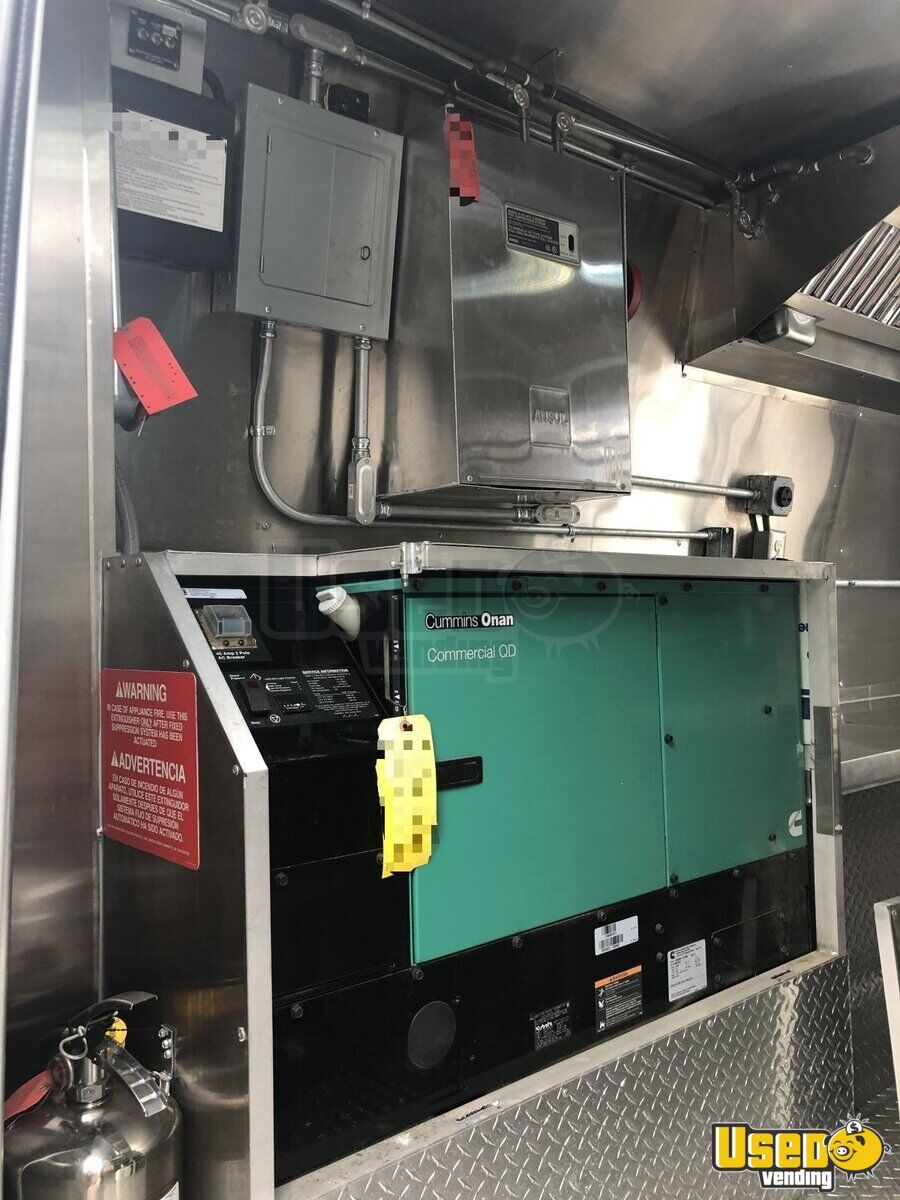 2012 Mercedes Sprinter Food Truck Exterior Customer Counter Florida Diesel Engine for Sale - 7