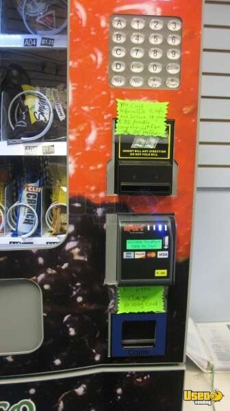 2012 Naturals 2 Go Vending Combo 2 Texas for Sale - 2