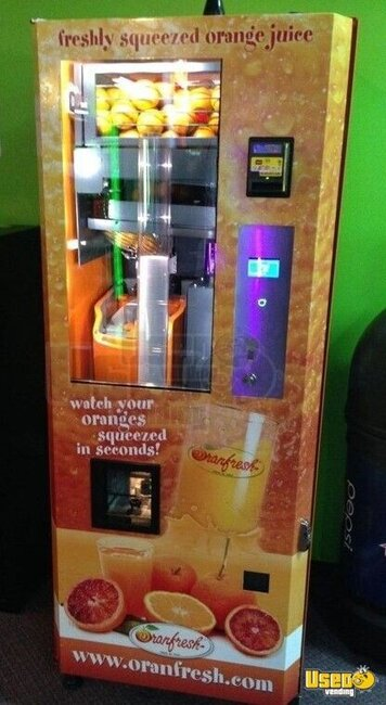 2012 Oranfresh Or130 Other Healthy Vending Machine Nevada for Sale