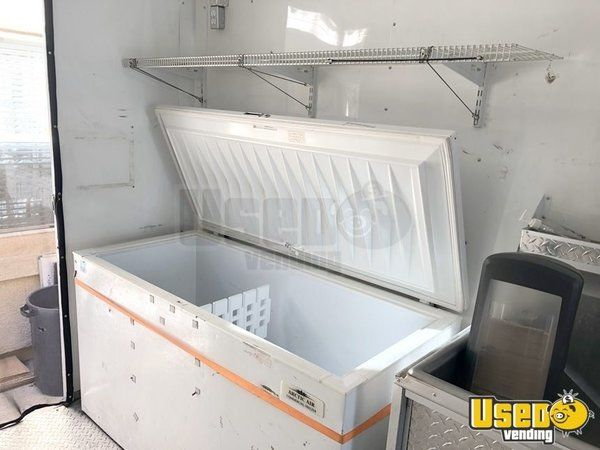 2012 Pace 24 All-purpose Food Trailer Deep Freezer New Mexico for Sale