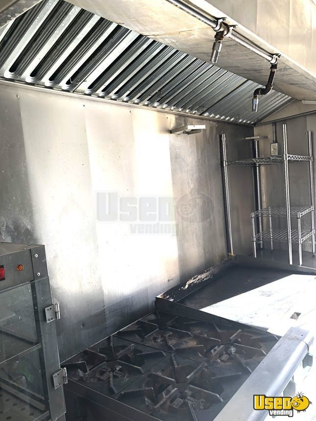 2012 Pace 24 All-purpose Food Trailer Diamond Plated Aluminum Flooring New Mexico for Sale - 11