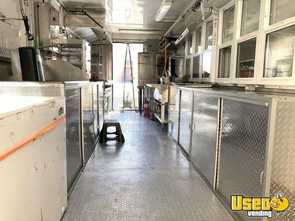 2012 Pace 24 All-purpose Food Trailer Stainless Steel Wall Covers New Mexico for Sale