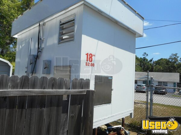 2012 Polarmatic 7.5hp Bagged Ice Machine 3 Florida for Sale