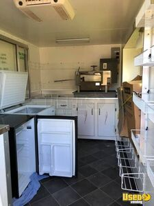 2012 Snopro Concession Trailer Cabinets Louisiana for Sale