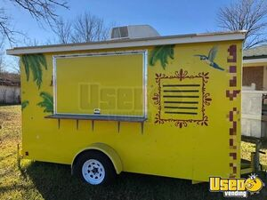 2012 Snopro Concession Trailer Concession Window Louisiana for Sale