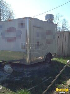 2012 Street Food Concession Trailer Concession Trailer Air Conditioning Indiana for Sale