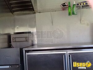 2012 Street Food Concession Trailer Concession Trailer Deep Freezer Indiana for Sale