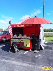 2012 Turnkey Kettle Corn Business Concession Trailer Additional 2 Indiana for Sale
