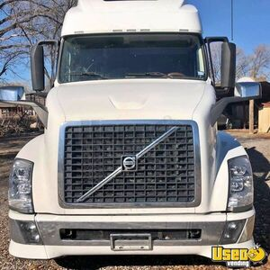 2012 Vnl Volvo Semi Truck Double Bunk New Mexico for Sale