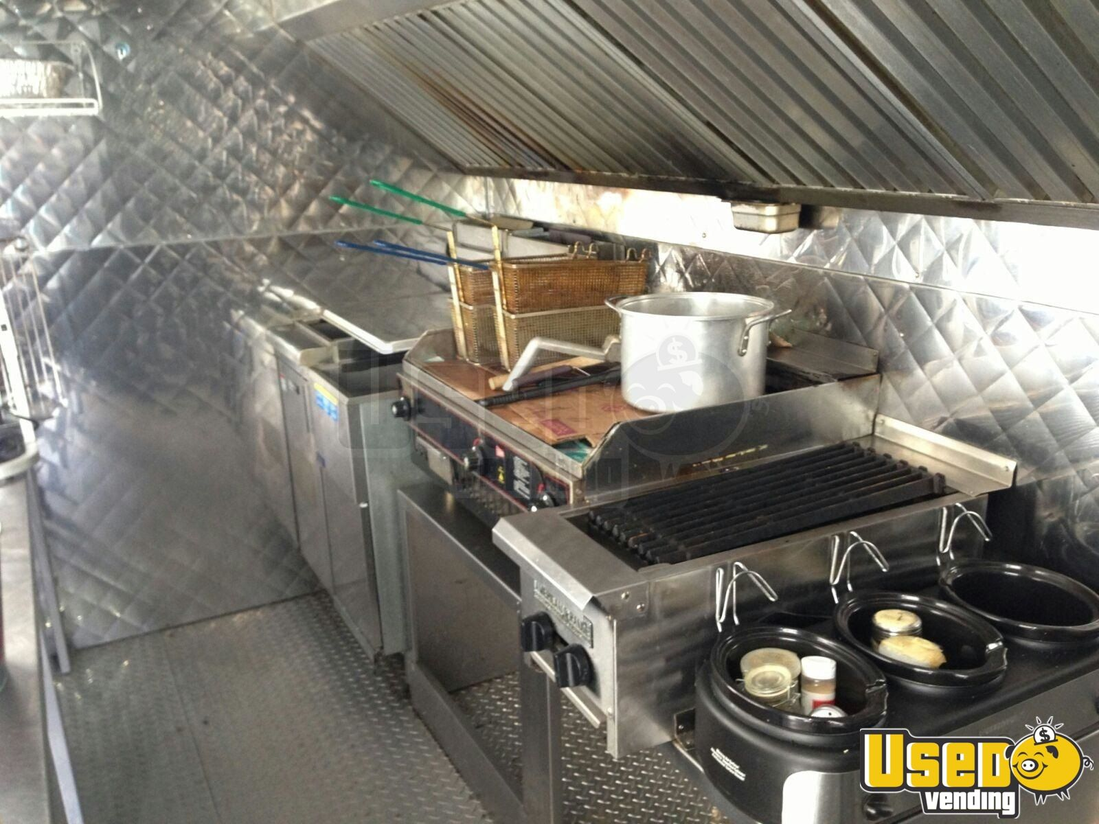 2013 2013 Kitchen Food Trailer Generator Georgia for Sale - 7