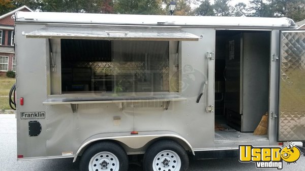 2013 2013 Kitchen Food Trailer Georgia for Sale