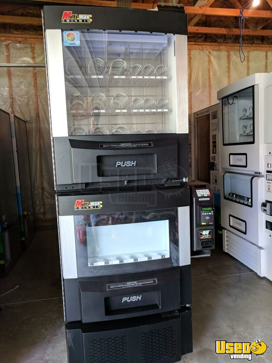 2013 7 Jofemar; 3 Multi-max; 2 Fortune Other Healthy Vending Machine 14 Montana for Sale - 14