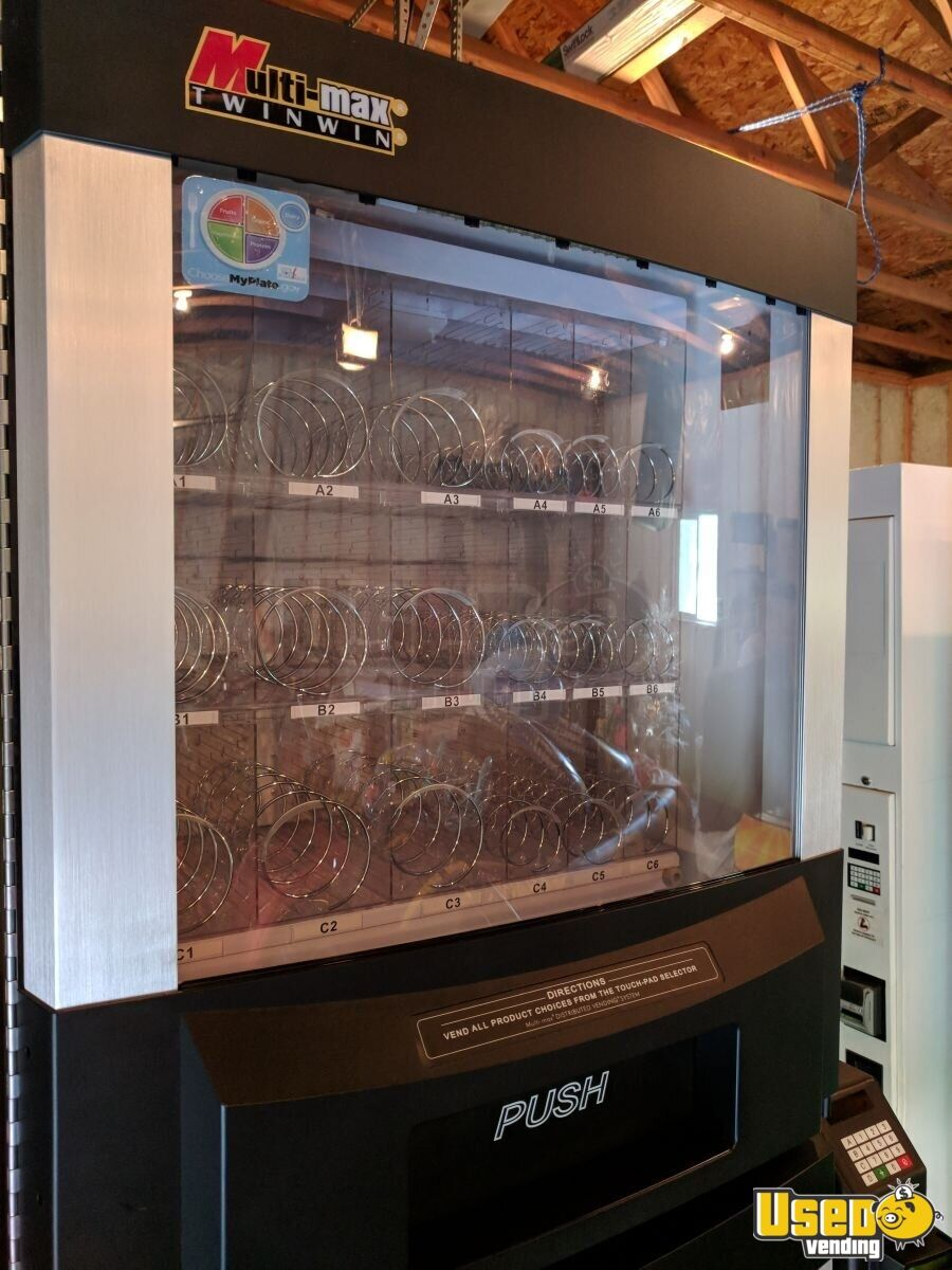 2013 7 Jofemar; 3 Multi-max; 2 Fortune Other Healthy Vending Machine 16 Montana for Sale - 16