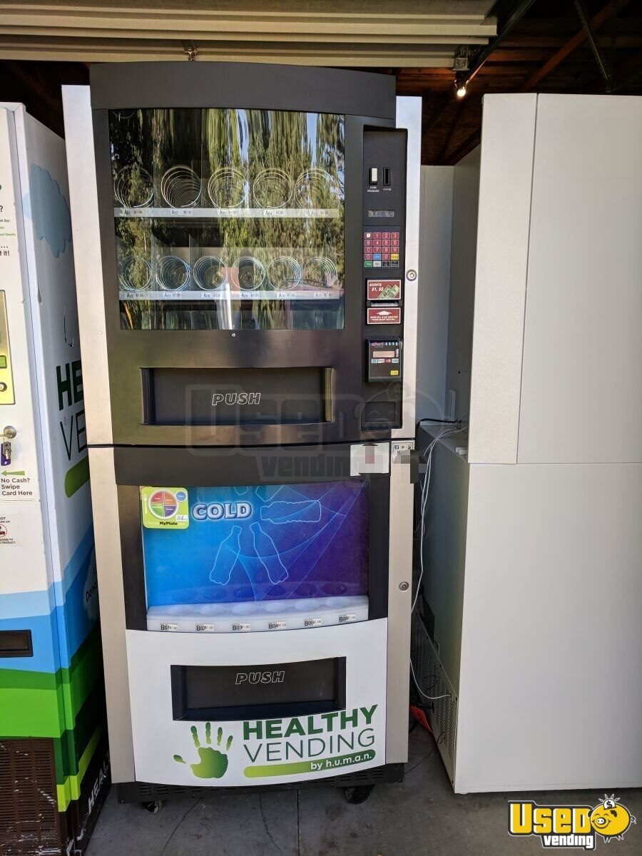 2013 7 Jofemar; 3 Multi-max; 2 Fortune Other Healthy Vending Machine 2 Montana for Sale - 2