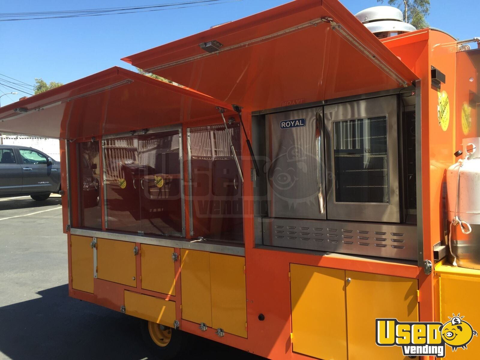2013 All-purpose Food Trailer Cabinets California for Sale - 3