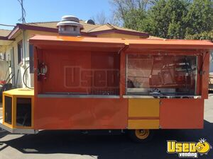 2013 All-purpose Food Trailer Slide-top Cooler California for Sale