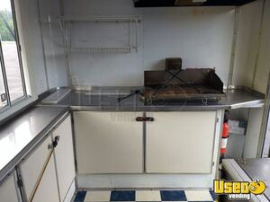 2013 Cargo Bbq Trailer All-purpose Food Trailer Refrigerator Missouri for Sale