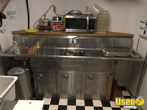 2013 Colonial Custom Built Barbecue Food Trailer Propane Tank North Carolina for Sale