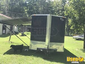 2013 Colonial Custom Built Barbecue Food Trailer Spare Tire North Carolina for Sale