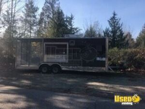 2013 Diamond Concession Trailer Air Conditioning Washington for Sale