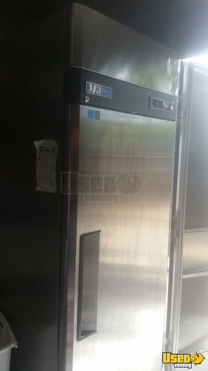 2013 Diamond Concession Trailer Diamond Plated Aluminum Flooring Washington for Sale - 10