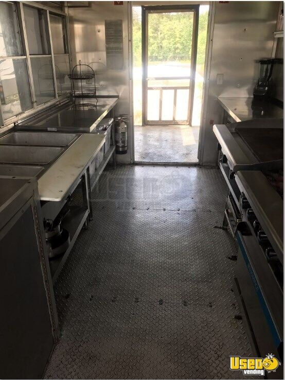 2013 Diamond Concession Trailer Exterior Customer Counter Washington for Sale - 10