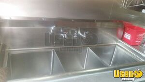 2013 Diamond Concession Trailer Fresh Water Tank Washington for Sale