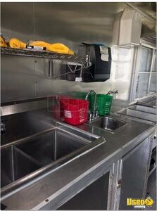 2013 Diamond Concession Trailer Gray Water Tank Washington for Sale