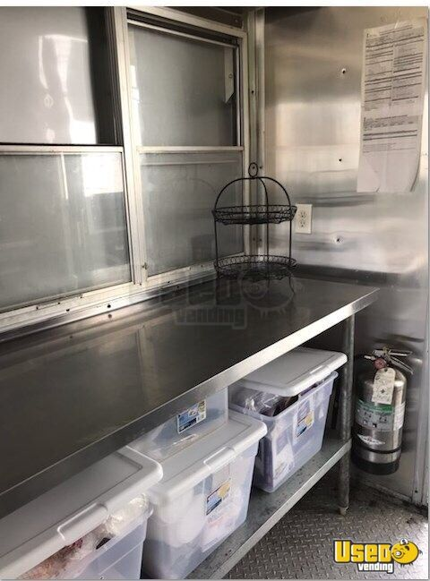 2013 Diamond Concession Trailer Grease Trap Washington for Sale - 22